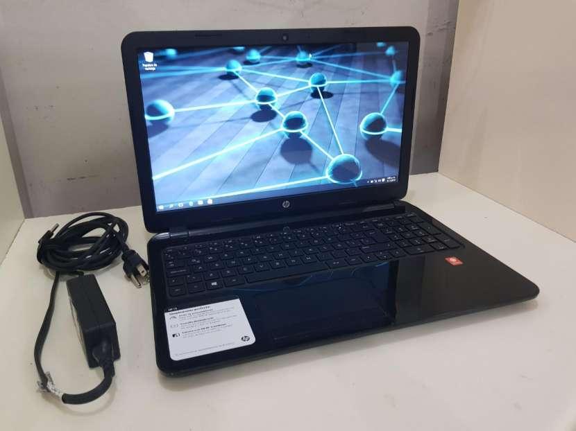 Notebook hp 15 - 3