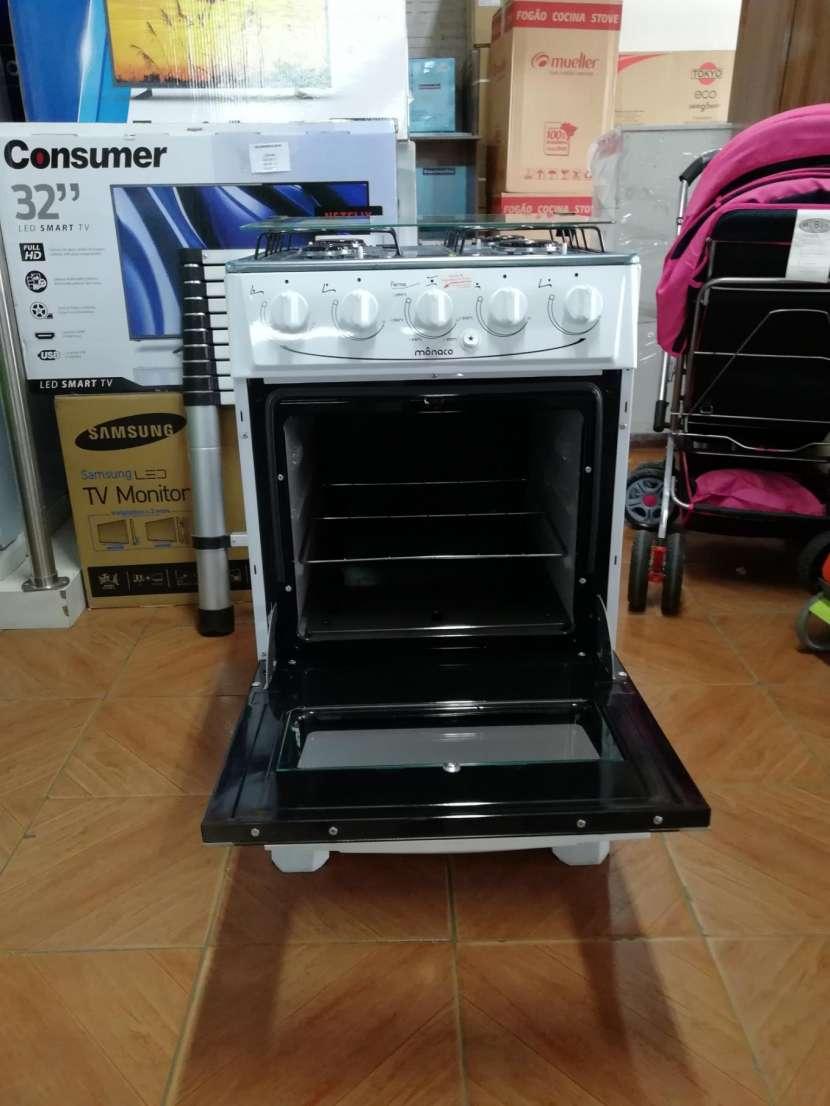 Cocina Atlas con encendido eléctrico - 4