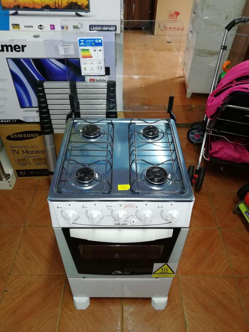 Cocina Atlas con encendido eléctrico - 6