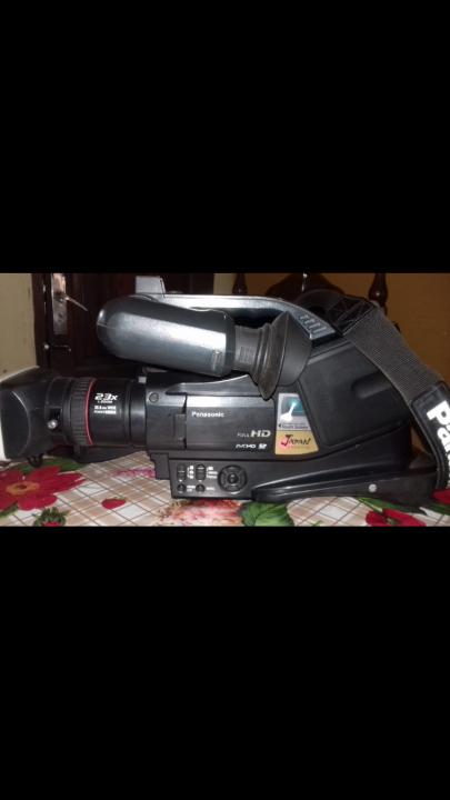 Filmadora hd - 0