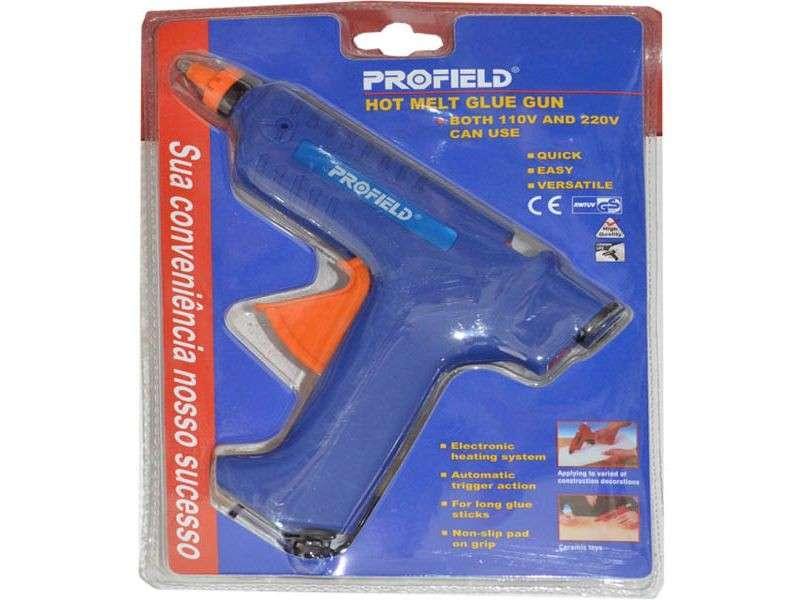 Pistola para silicona marca PROFIELD Grande y chico