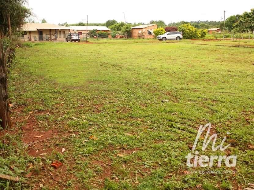 Terreno en barrio Cuatro Bocas ubicado en campo 9 - 4