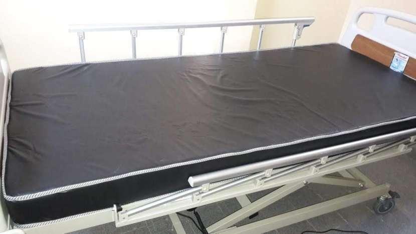 Colchón ortopédico para cama hospitalaria. - 0