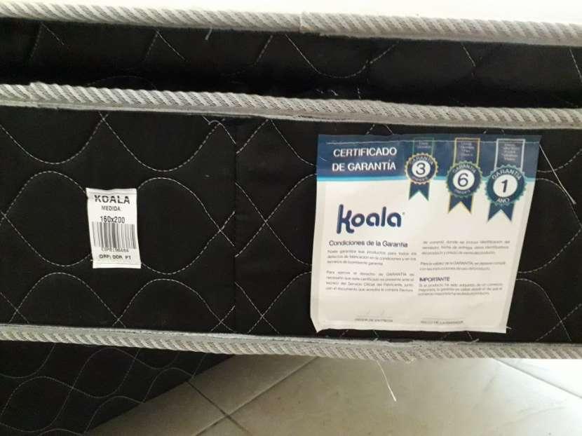 Colchón Sommier Koala Pillow Top 1,60 x 2,00m nuevo garantía - 0