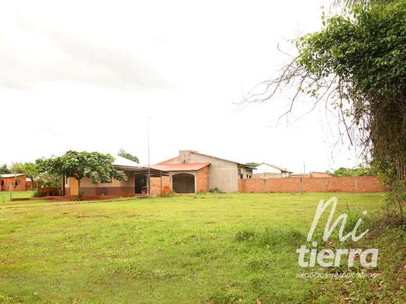 Terreno en barrio Cuatro Bocas ubicado en campo 9 - 1