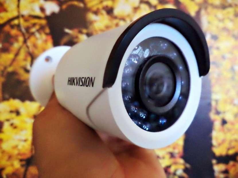 Kit de instalación hikvision de 16 cámaras - 1