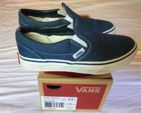 Calzado Vans Slip On calce 31,5