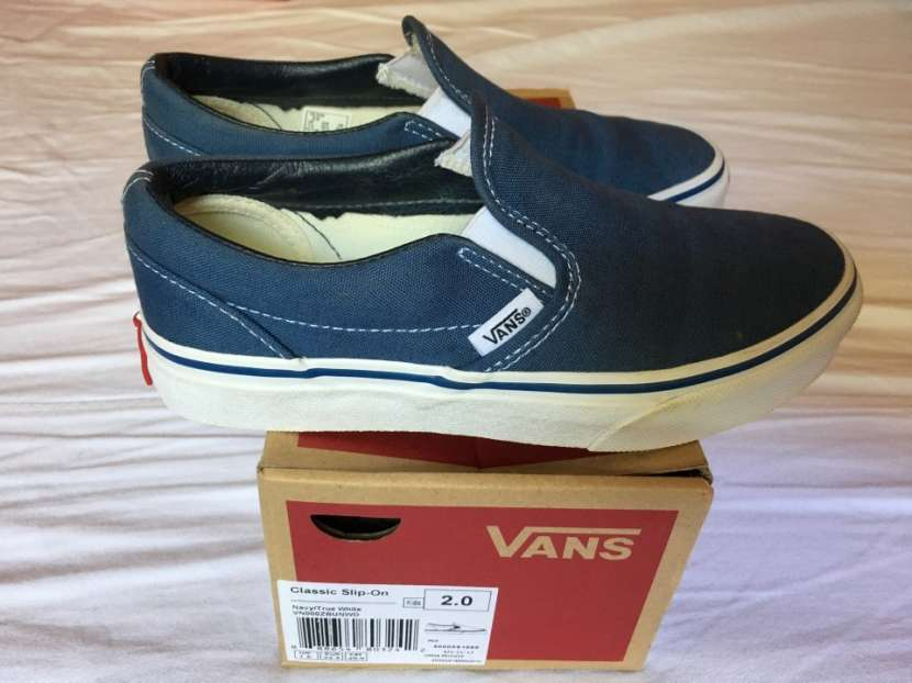 Calzado Vans Slip On calce 31,5 - 0