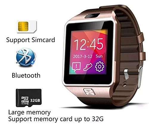 Smartwatch Android Dz09 - 1