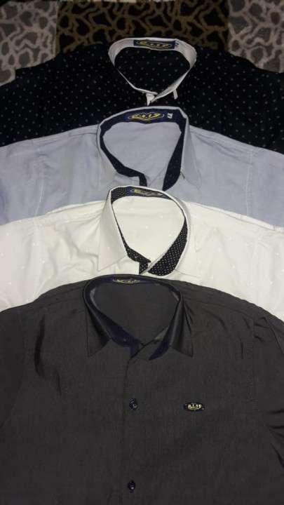 Camisas R.I.19 Talle P - 4