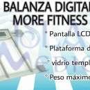 Balanza digital more fitness - 0