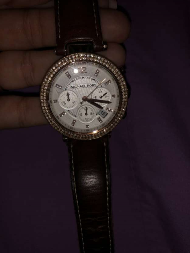 Reloj Michael Kors Rose Gold - 1