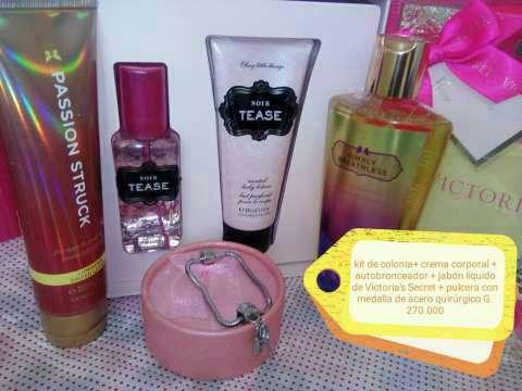 Kit de perfumes y joyas - 0