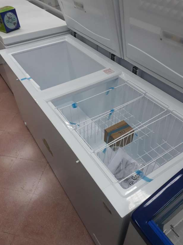 Congelador Jam 515 litros nuevas - 0