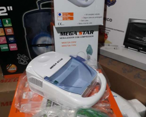 Nebulizador nuevas en caja