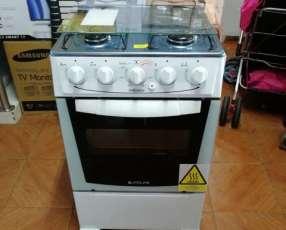 Cocina Atlas con encendido eléctrico
