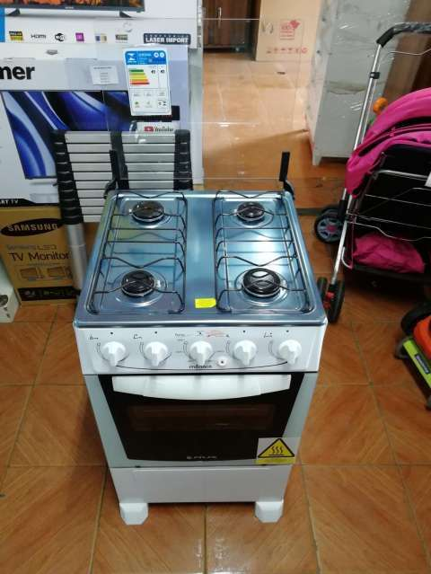 Cocina Atlas con encendido eléctrico - 5