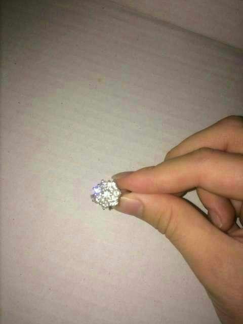 Roseta de diamantes - 0
