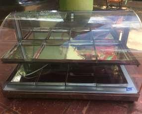 Exhibidora de empanadas nuevo
