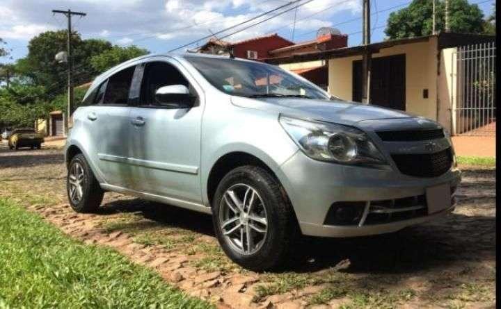 Chevrolet Agile flex 2011