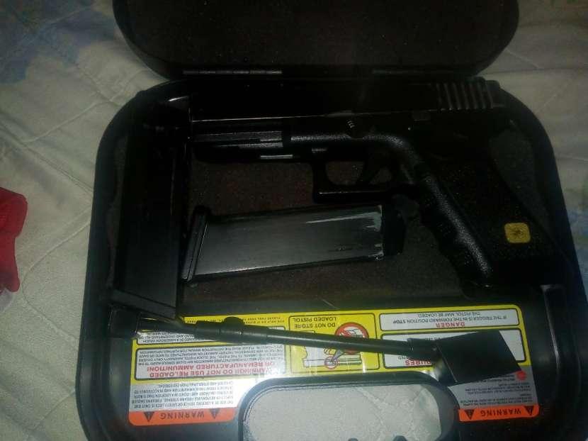 Pistola de aire comprimido Airsoft g17 HFC - 0