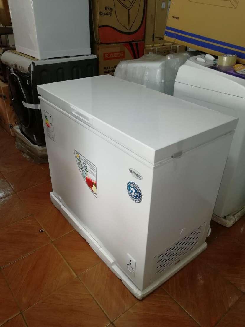 Congelador Speed 200 litros - 0