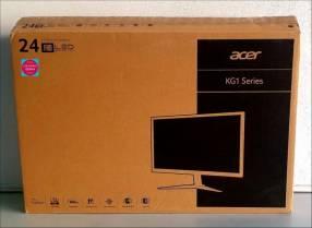 Monitor gamer Acer 24 pulgadas nuevos