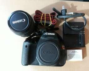 Cámara Reflex Canon T3i