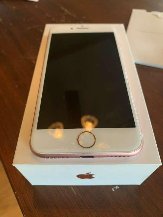iPhone 7 Rose Gold 128GB - 1