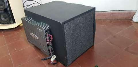Caja de sonido - 2