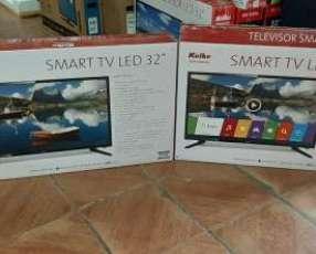 TV LED Smart HD Kolke de 32 pulgadas
