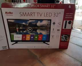 TV LED Smart HD Kolke de 32 pulgadas