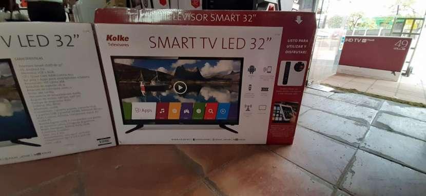 TV LED Smart HD Kolke de 32 pulgadas - 0