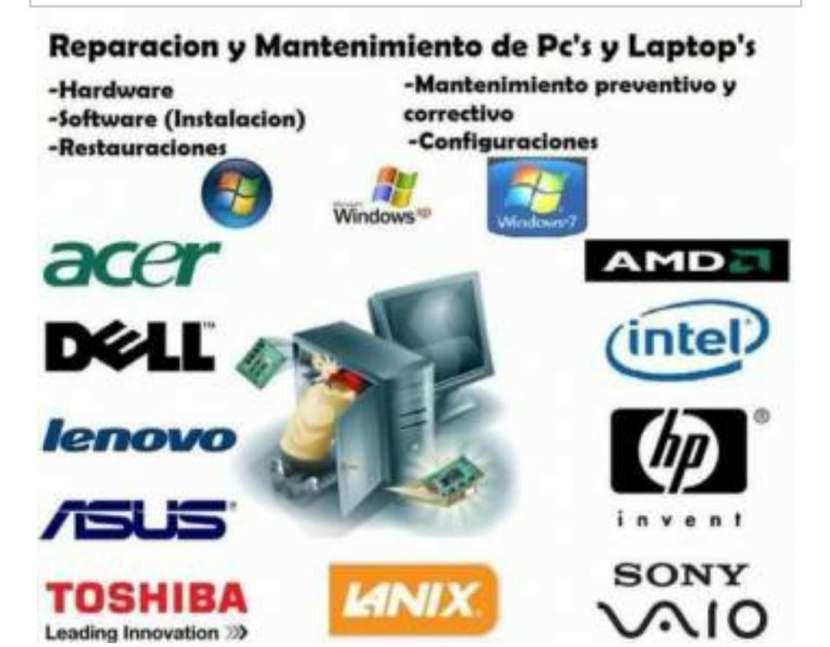 Servicio técnico en computadoras a domicilio