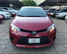 Toyota new corolla version americano 2014