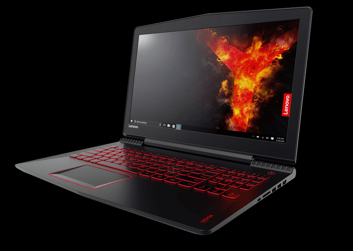Notebook Lenovo legion y520 gaming