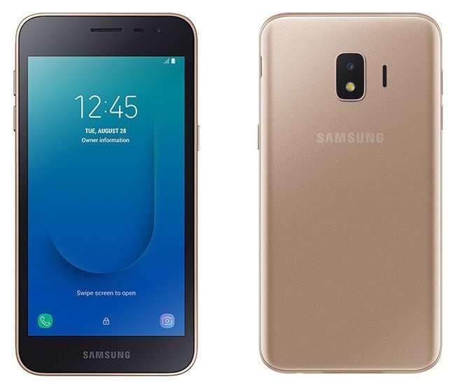 Samsung Galaxy J2 Core 2018 con Android Go