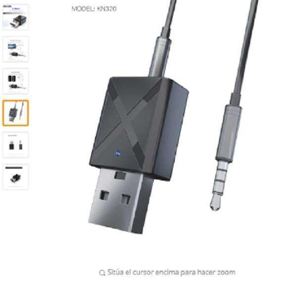 Bluetooth 2 en 1 - 0