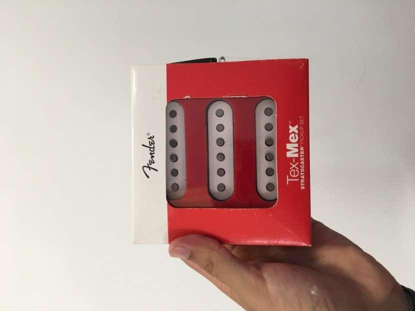 Mic. Fender Tex-Mex - 0