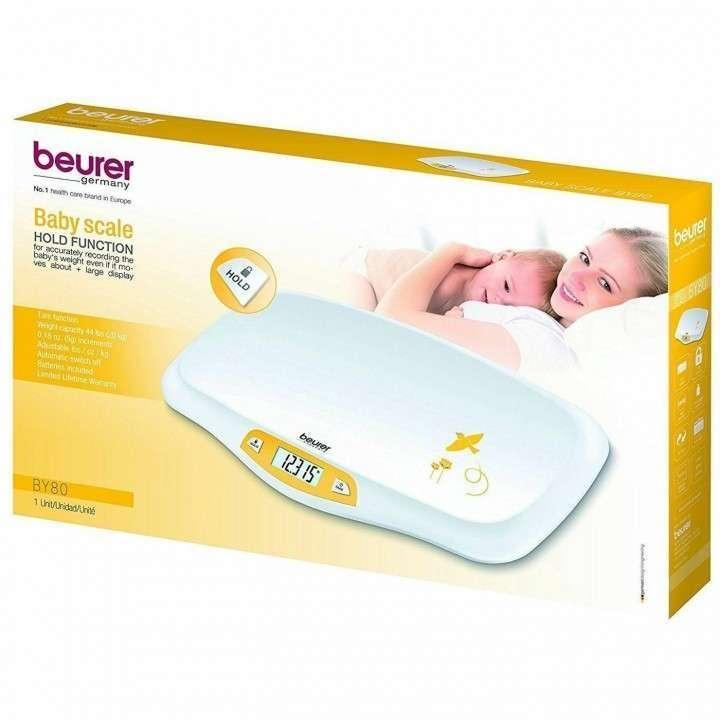 Balanza digital para bebé y mascota - 0