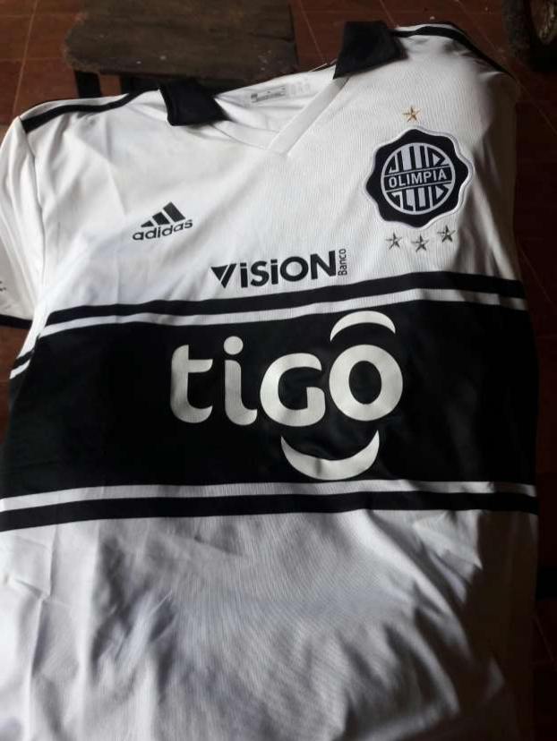 Camiseta de Olimpia - 0