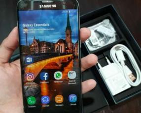 Samsung Galaxy S7 Edge fisurado