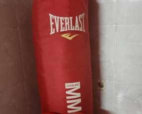 Bolsa y guantes