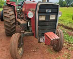 Tractor Massey 265 motor impecable