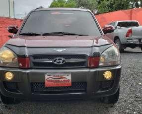 Hyundai tucson 2006 recien importado