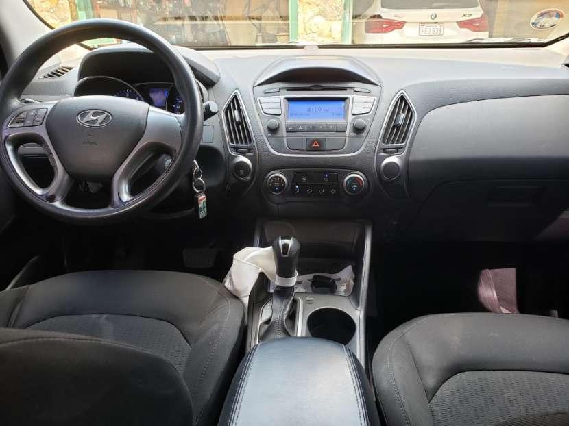 Hyundai Tucson 2014 diésel automático 4x4 - 4