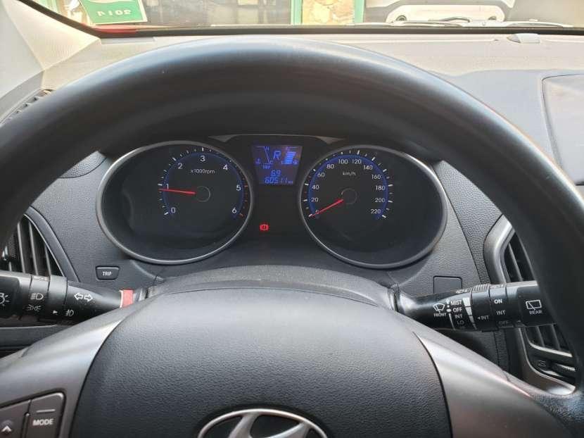Hyundai Tucson 2014 diésel automático 4x4 - 3