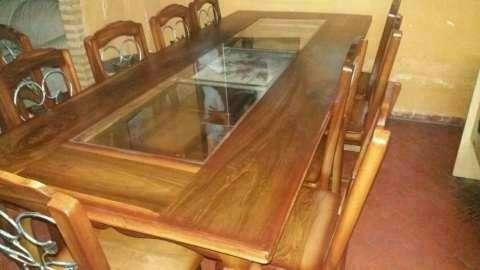 Mesa de Lapacho - 3