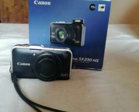 Cámara Canon PoweShot SX230 HS