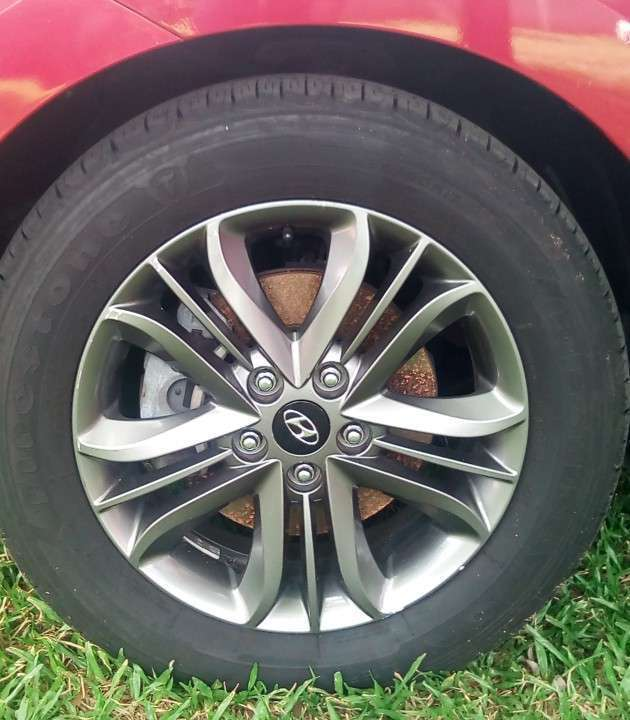 Hyundai Tucson 2014 4x4 2.0 crdi - 8